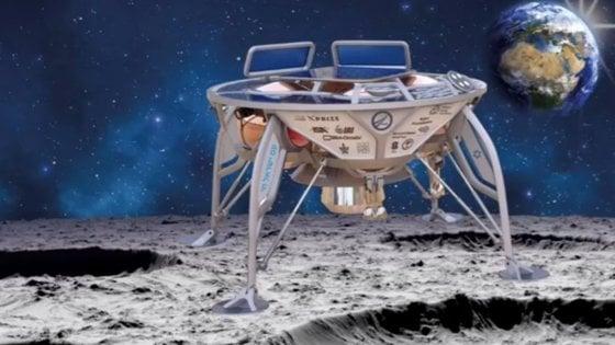 Israele verso la Luna: è entrato in orbita il primo lander privato