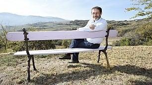 Michele Serra e l'onorevole in fuga in montagna