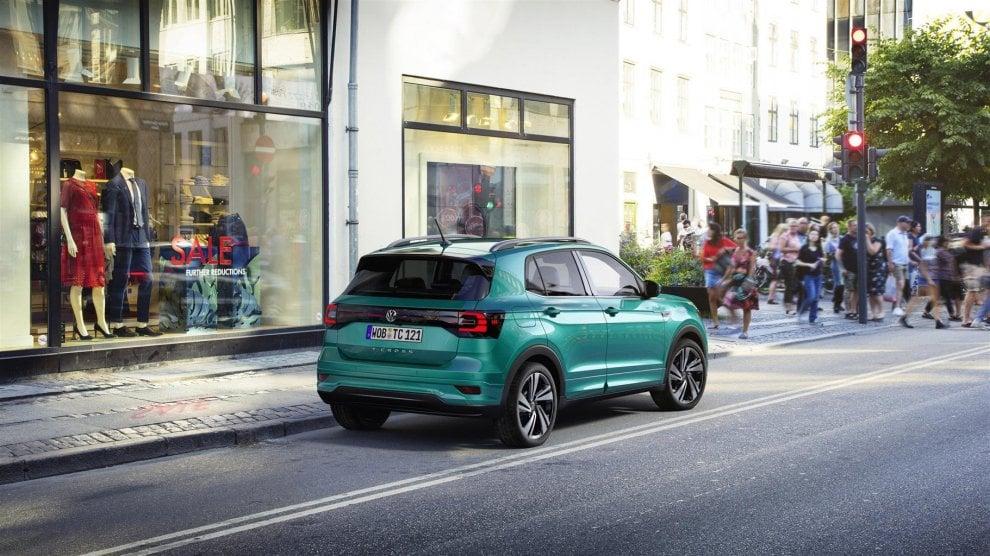 Volkswagen T-Cross alla Milano Design Week