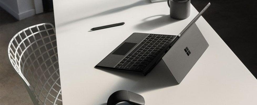 Microsoft Surface Pro 6, l'eleganza di un tablet-computer con il meglio dei due mondi