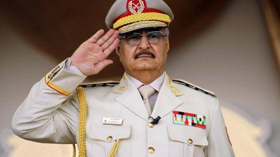 Alta tensione in Libia, al-Sarraj contro Haftar: