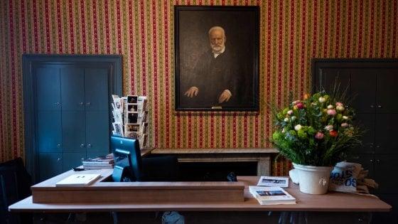 Hugo. Una casa che sembra un romanzo. La villa dell'esilio di Guernsey riapre i battenti dopo il restauro
