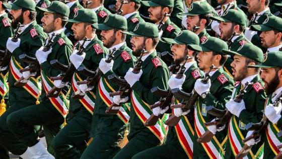 Usa, la casa Bianca pronta ad inserire i Pasdaran iraniani nella lista dei terroristi