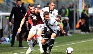Parma-Torino 0-0: poche emozioni, frenata europea dei granata