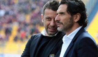 Parma, D'Aversa: ''Fondamentale tornare a fare risultato''