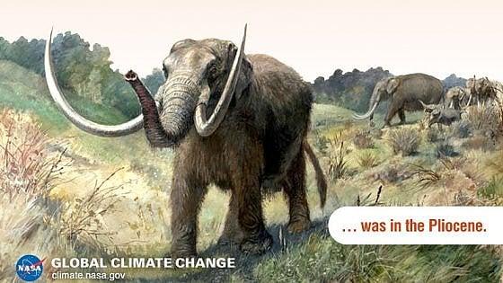 Bentornati nel clima del Pliocene: la CO2 mai così alta da tre milioni di anni