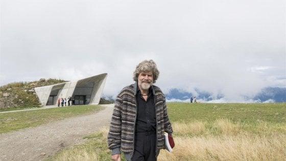 La polemica tra Jovanotti e Rheinold Messner
