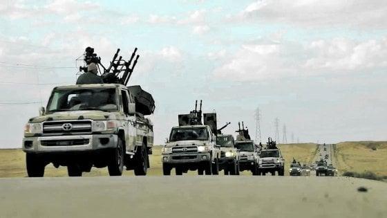 """Libia, Usa ritirano le truppe e intimano ad Haftar """"arresto immediato"""" offensiva. Onu chiede tregua su Tripoli"""