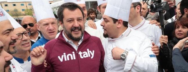 """Salvini, nuovo attacco a Tria e M5s: """"Riduzione fiscale deve essere nel Def, pretendo il rispetto del Contratto"""""""