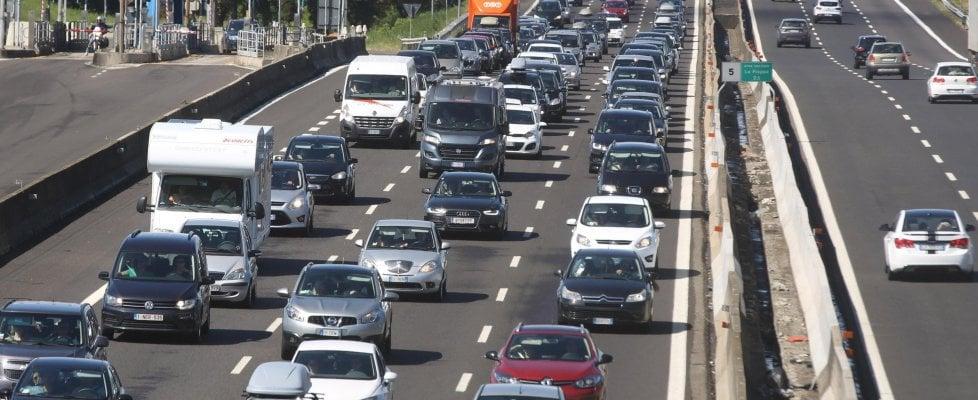 Pedone investito in autostrada, chi guida non ha colpa