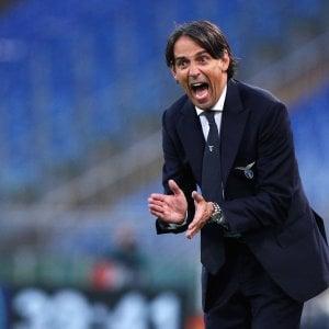 """Lazio, Inzaghi: """"Abbiamo fatto tutto noi"""""""