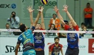 Volley, playoff a sorpresa: Perugia e Trento costrette alla 'bella', Civitanova in semifinale