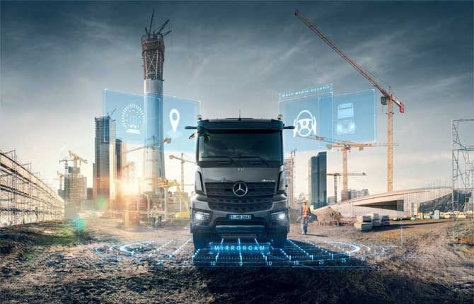 Daimler Trucks e Torc Robotics insieme per la guida autonoma
