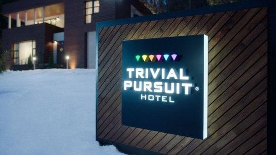 In vacanza come in un quiz. Ecco il Trivial Pursuit Hotel: più cose sai e meno paghi