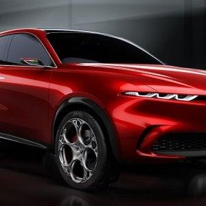 Altro che mobili: al Design Week c'è da guardare la nuova Alfa Romeo Tonale