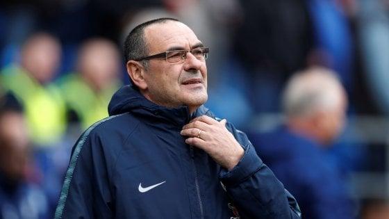 Chelsea, Sarri contro il 'Monday Night': ''Poco tutelati dalla Premier''