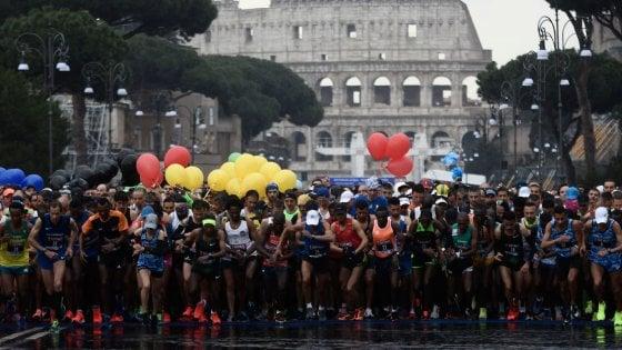 Qualche passo indietro a Roma, una lezione per la maratona che sarà