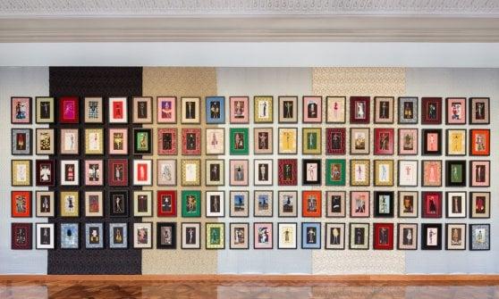 Esposizione di Andrea Incontri, uno dei giovani artisti italiani tra arte e design, di cui parlerà Caroline Corbetta nel suo intervento al Festival
