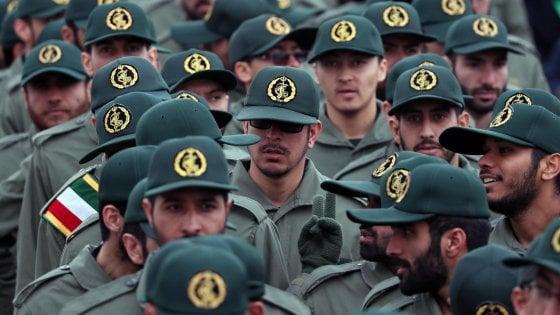 Iran, Usa: guardie rivoluzionarie