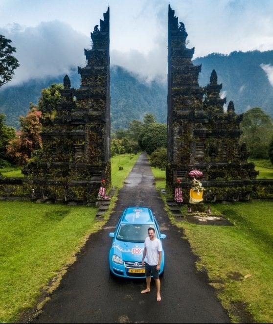 Olanda-Australia: il viaggio più lungo del mondo in elettrica è servito