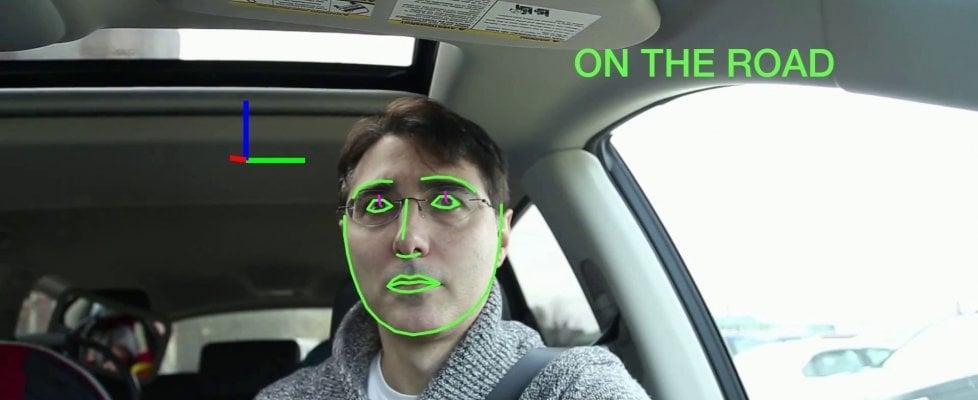 Riconoscimento facciale: nel traffico non funziona