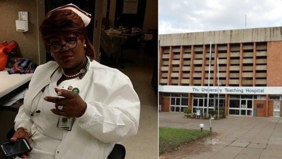 Zambia, la bufala dell'infermiera che avrebbe scambiato neonati per divertimento