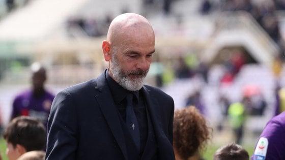 Fiorentina, Pioli rassegna le dimissioni: