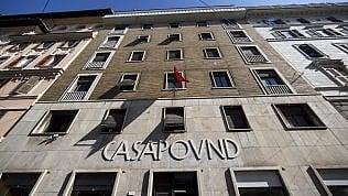 """CasaPound attacca Facebook: """"Ha cancellato gli account di nostri leader e candidati"""""""