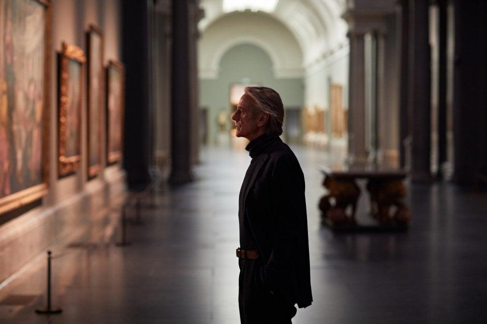 'Il museo del Prado', Jeremy Irons tra i capolavori di Goya e Velázquez