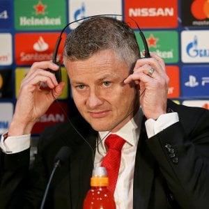 """Manchester United-Barcellona&#x3b; Solskjaer: """"Pronti a giocarcela"""", Valverde: """"Essere favoriti non ci aiuta"""""""
