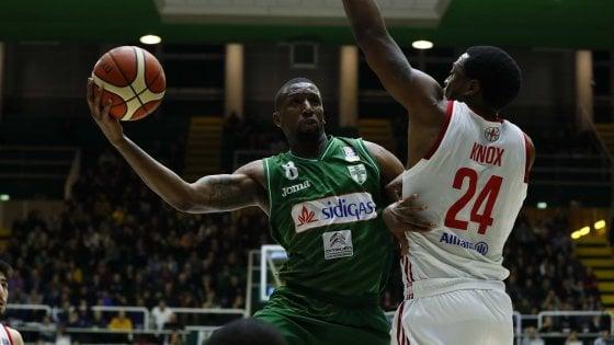 Basket: Dragic affonda Avellino, Trieste vede i playoff