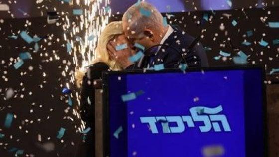 Elezioni Israele, Netanyahu verso la vittoria