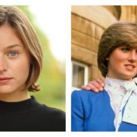 Trovata la Lady Diana di 'The Crown'. È l'esordiente Emma Corrin