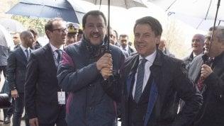 """Scorte, Salvini torna alla carica: """"Rivedere sistema, agenti non sono autisti"""". E sul 25 aprile: """"Niente sfilate, sarò a Corleone"""""""