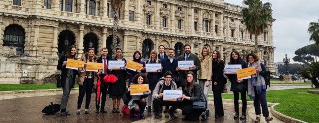 Ius culturae, comitati civici di Renzi consegnano firme in Cassazione per la legge di iniziativa popolare