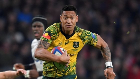 Rugby, Australia: frasi omofobe, Israel Folau rischia il licenziamento