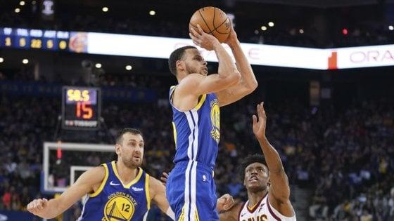 Basket Nba, tempo di playoff: caccia a Golden State, c'è anche tanta Italia