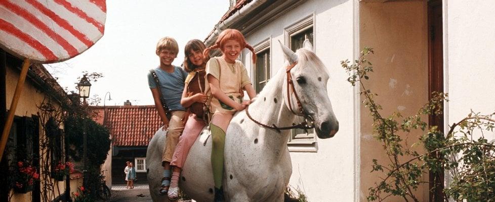 50 anni di Pippi Calzelunghe in tv, scopri com'è nata la bambina che qualche volta diventa magica