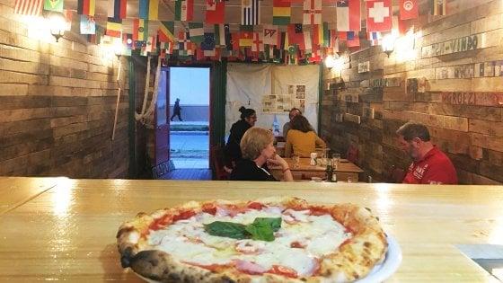 """La pizzeria """"alla fine del mondo"""": un napoletano al confine con l'Antartide"""
