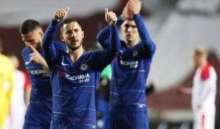 Europa League: Chelsea e Valencia ipotecano la semifinale, il Benfica piega l'Eintracht