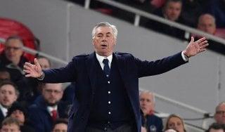 """Napoli, Ancelotti: """"Il San Paolo ci toglierà la paura"""""""