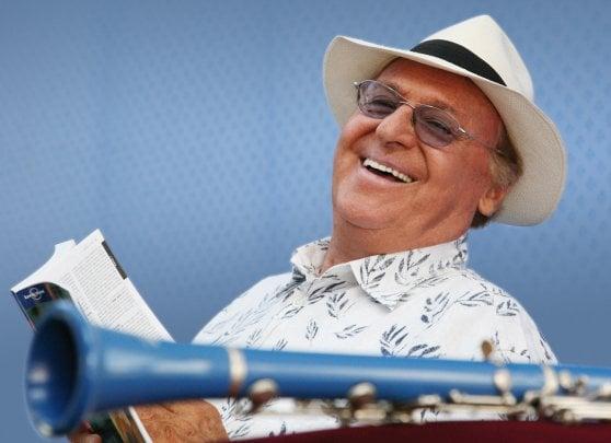 """Renzo Arbore: """"Io, figlio di Foggia e del jazz d'America"""""""