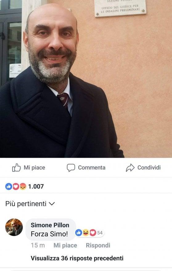 Diffamazione, Pillon condannato: il senatore non cambia account e si fa i complimenti da solo