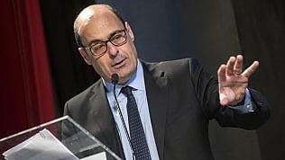 Pd, Zingaretti presenta i candidati per le europee: