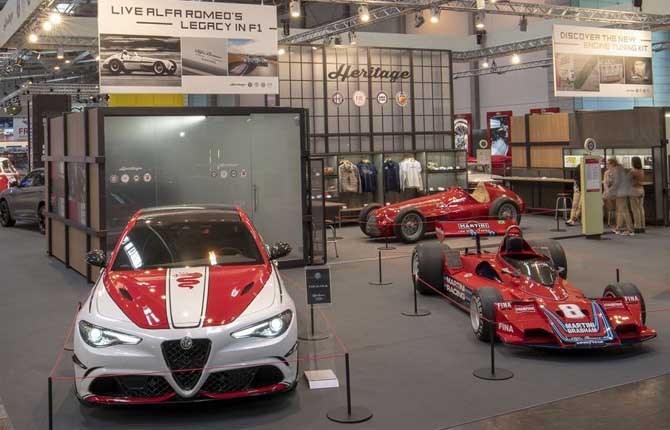 "Alfa Romeo sbanca i ""Motor Klassik Awards 2019"""