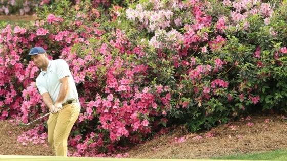 Golf, Masters Augusta:  Francesco Molinari e Woods partono bene