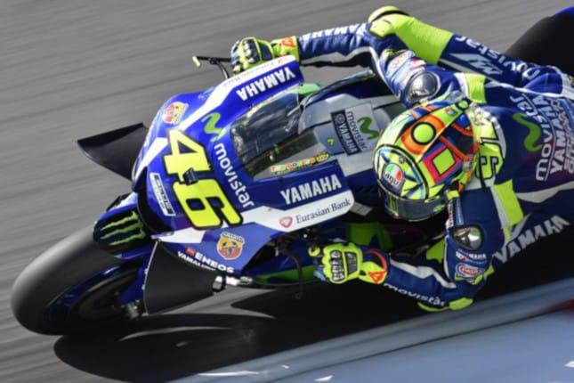 Dainese Riding Master, in pista con Valentino