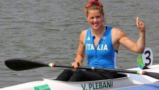"""Veronica Yoko Plebani: """"Dopo la meningite e due Paralimpiadi, le cicatrici sono la mia vittoria""""di BENEDETTA PERILLI"""