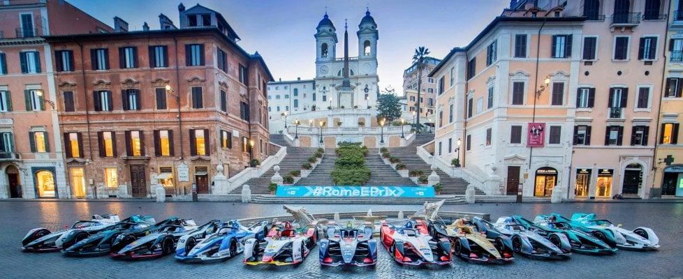 Formula E, Roma capoccia