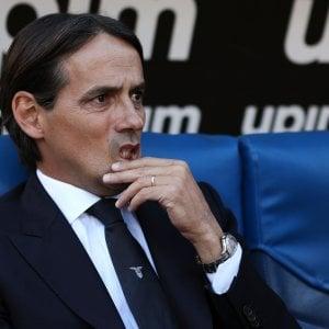 Lazio, Inzaghi striglia l'attacco: ''Mi aspetto più gol da tutti''